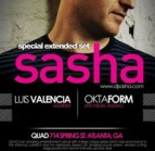 Liquified presents: Sasha @ The Quad-Friday March 4