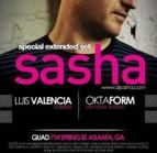 Liquified presents: Sasha @ The Quad-Friday March 4