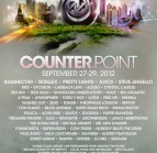 CounterPoint Music Festival Atlanta GA Sept 27-29