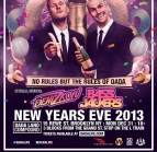 Dada Land New Year's Eve With Dada Life, Bassjackers, Deniz Koyu