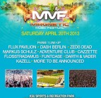 Magnetic Music Festival Atlanta, GA April 20th KSU Sports Center