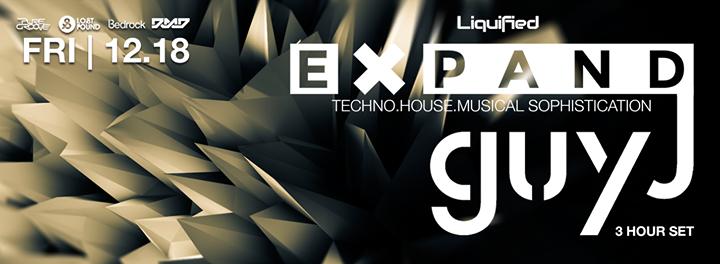 Expand Guy J Dec 18 2015 Atlanta house music atlanta techno