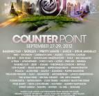 CounterPoint Music Festival Atlanta GA Sept 27-29